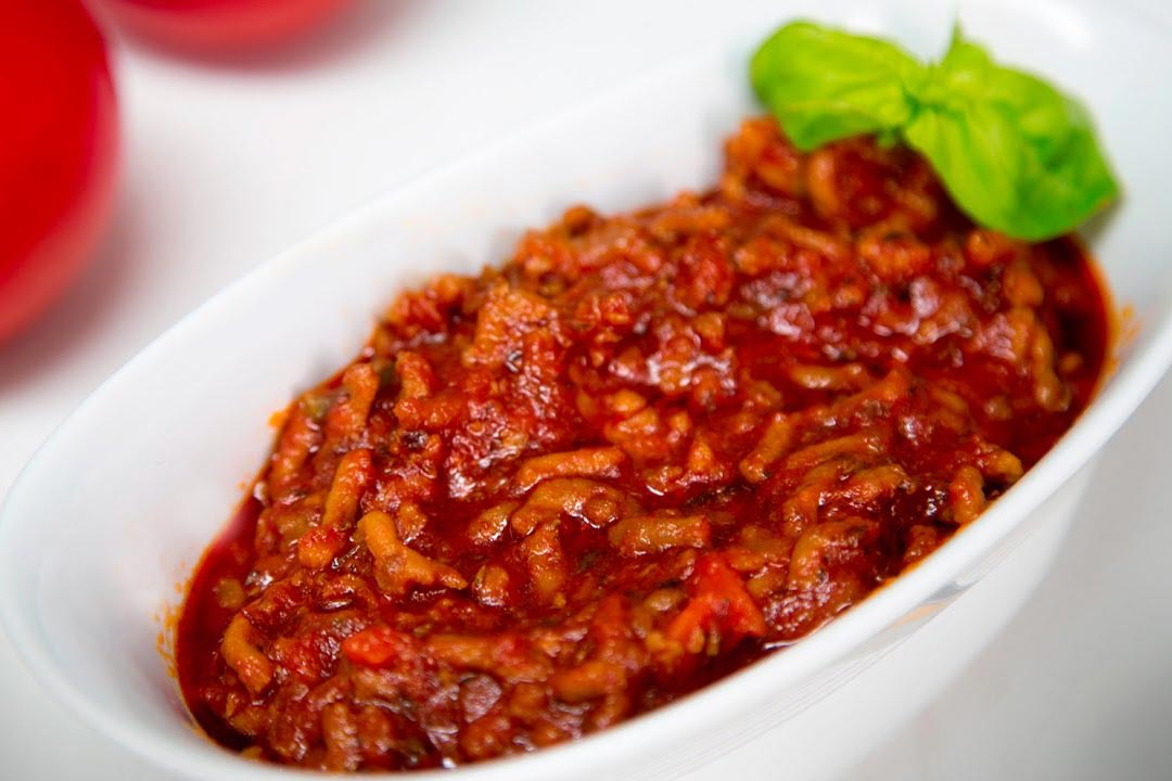 Deliciosa salsa boloñesa