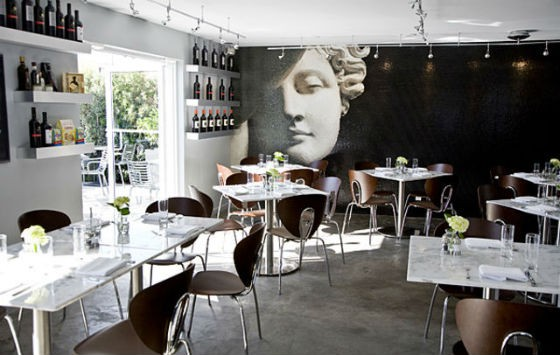 JOEY´S un Cafe italiano moderno en Wynwood