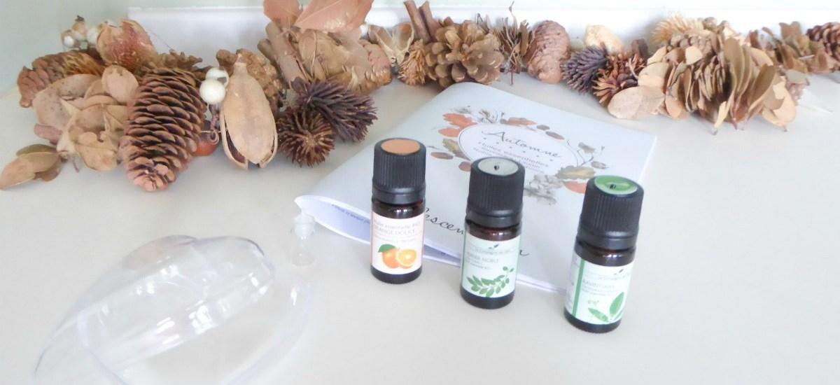 La Box Aroma de Millescence : le bien-être aux huiles essentielles