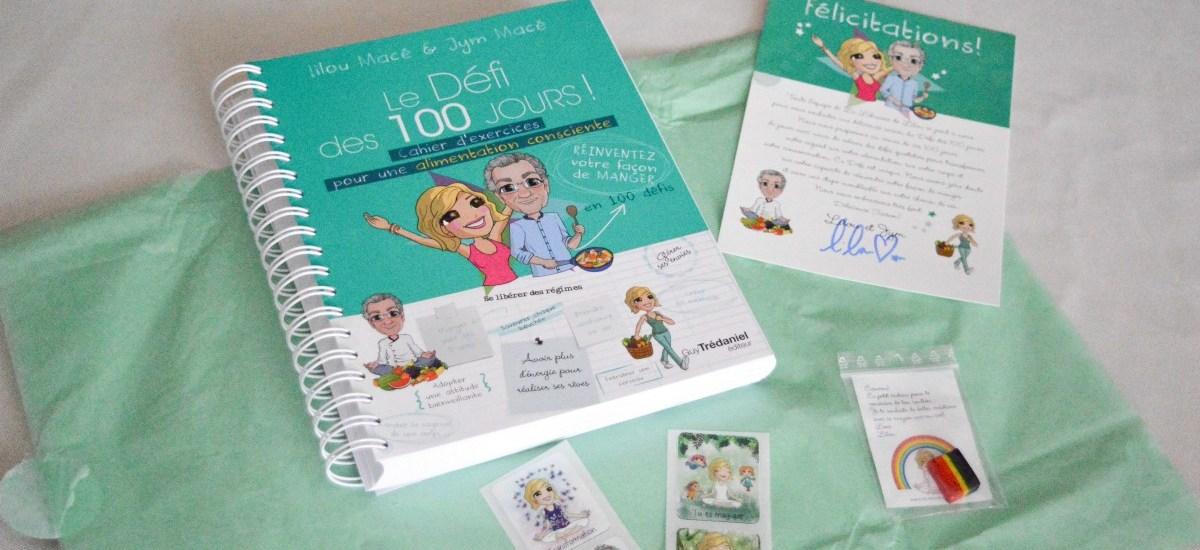 Défi des 100 jours pour une alimentation consciente