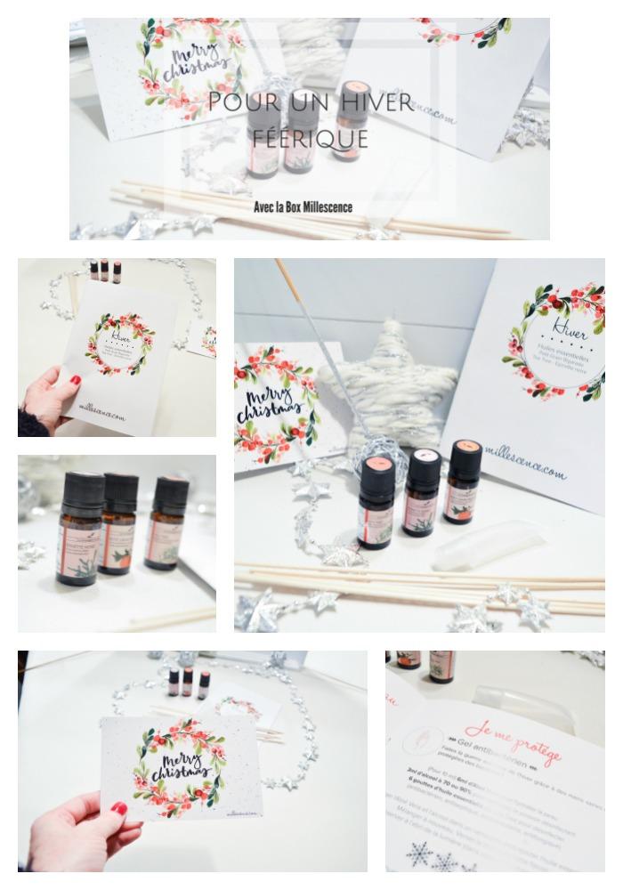 Bienvenue chez vero - Pour un hiver féerique avec la box Aroma de Millescence