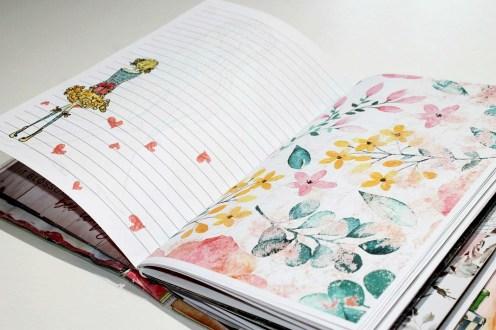 Diario tipo Midori 9