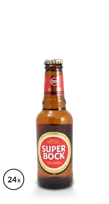Super Bock Mini • 24x 25cl