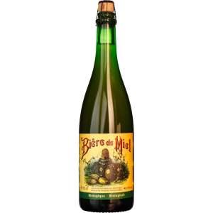 Biere de Miel bio 75CL