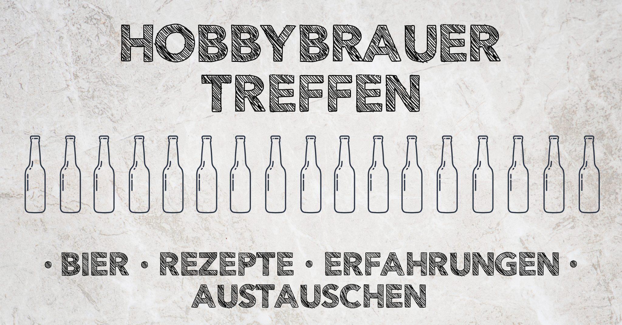 Hobbybrauer Treffen Bierbude Duisburg
