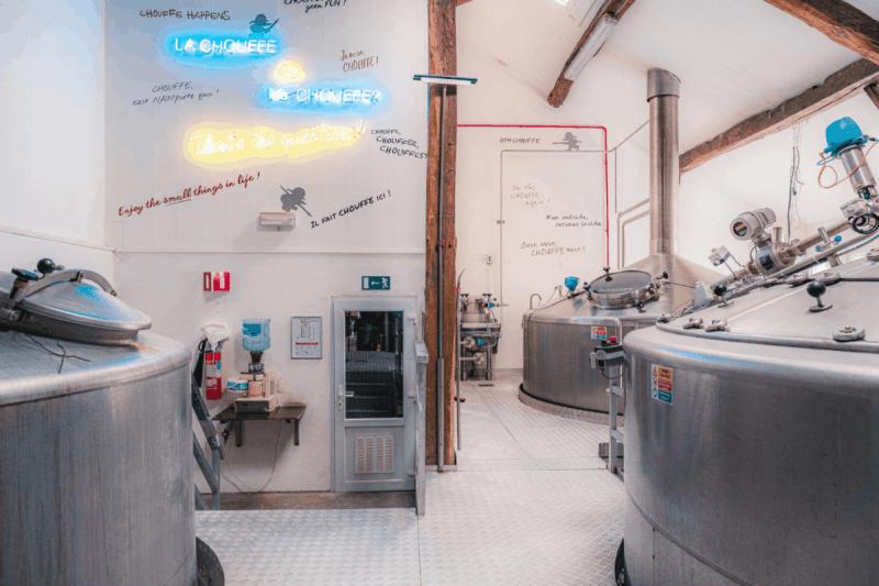 Visitez la brasserie Achouffe en Belgique