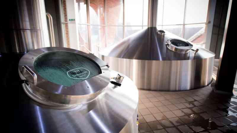 Visitez la Brasserie Dubuisson en Belgique