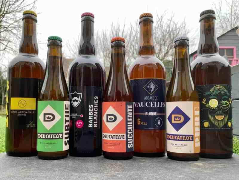 le nombre de brasserie augmente. 71 nouvelles brasseries en France en 2020. Autant de nouvelles bières à découvrir... notamment deux nouvelles bières d'Abbaye !