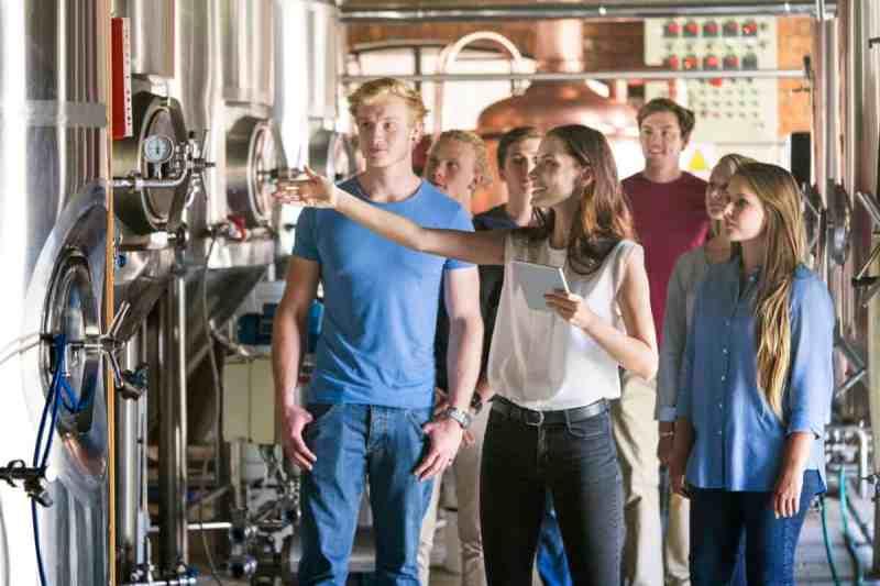 Visitez les brasserie en France et Belgique avec Bières et Brasseries et découvrez comment la bière est fabriquée
