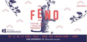 Le Festival de l'excellence normande (Fêno) lance sa première édition du 12 au 14 avril, au parc des Expositions de Caen. Économie, culture, sport, patrimoine, art de vivre, le festival donne un coup de projecteur sur les différents domaines de l'excellence normande.