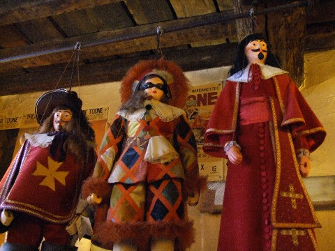Marionetten bijToone