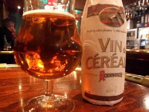 - Rodenbach Vin de Céréale-