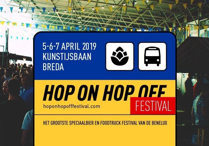 Hop On Hop Off Festival Kunstijsbaan Breda