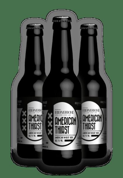 American thirst van Brouwerij Bierverbond Amsterdam