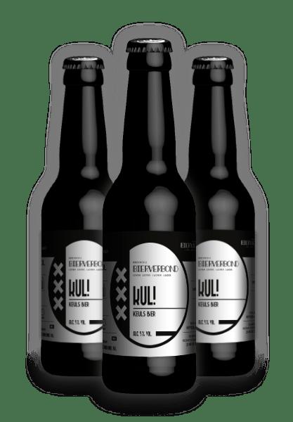 Kul! Cologne beer from Brouwerij Bierverbond Amsterdam