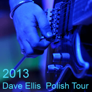 Dave Ellis Polish Tour