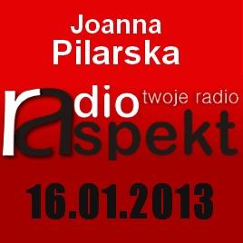 Joanna Pilarska Live w Studio Radia Aspekt