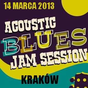 Acoustic Blues Jam Session z Bluesroads Festival