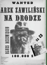 Na_Drodze_Blues_Dziewieciu_plakat