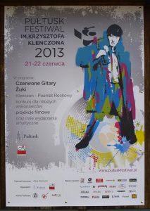 Pultusk_Festiwal_Klenczon_plakat_2013