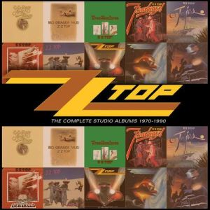 ZZ Top – The Complete Studio Albums 1970-1990