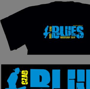 Koszulka Bies Czad Bluesa 2014