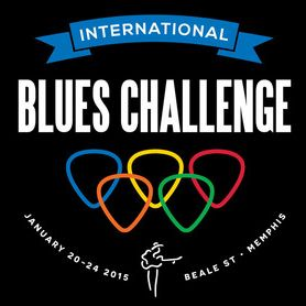 NIKI BUZZ + Dr Blues & SOUL RE VISION na XXXI International Blues Challenge w Memphis