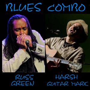 Russ Green & Harsh Guitar Mark Tour