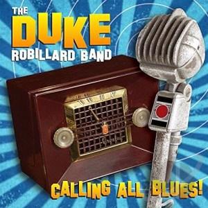 Duke Robillard w Hybrydach