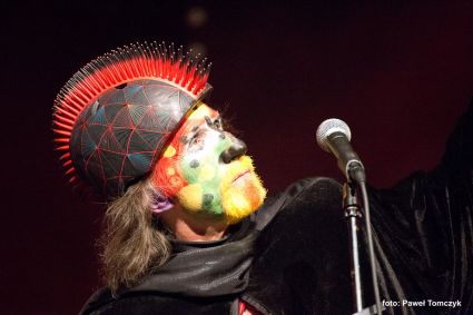 The Crazy World Of Arthur Brown na Kielce ROCKują
