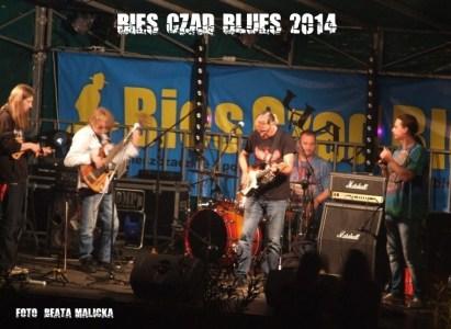 Bies Czad Blues 2014
