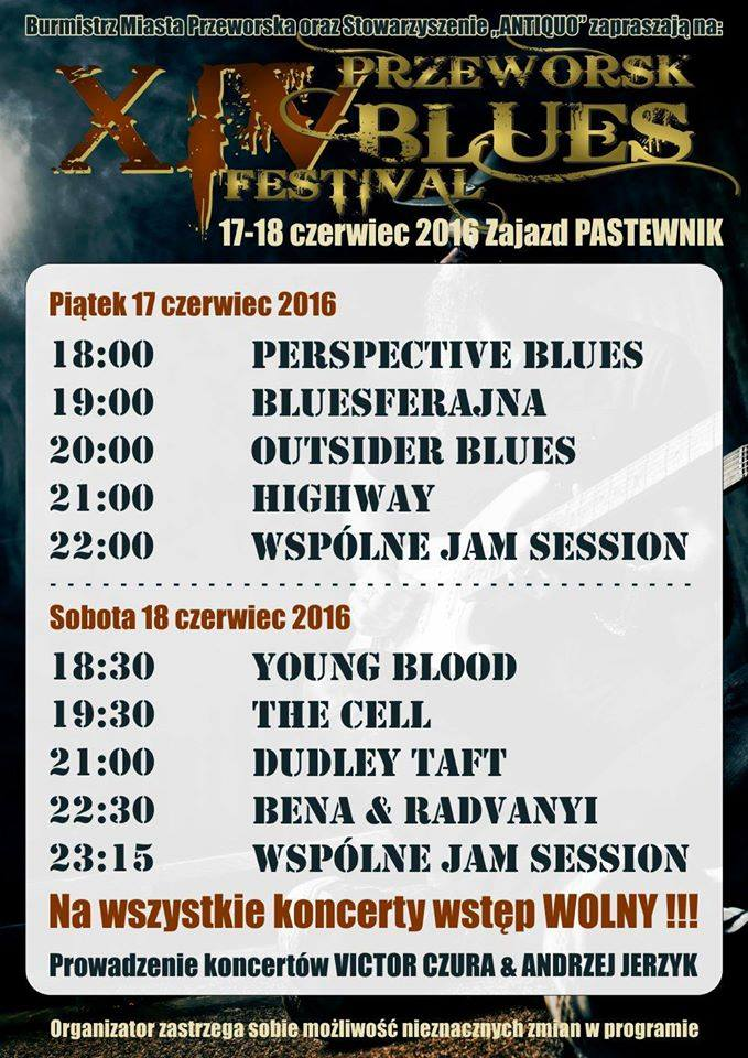 Przeworsk_Blues_Festival_2016_program