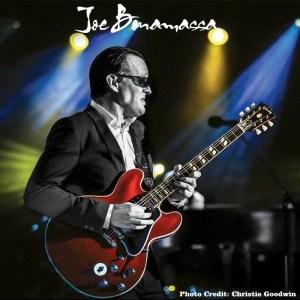 Joe Bonamassa – Europe Fall 2018 TOUR