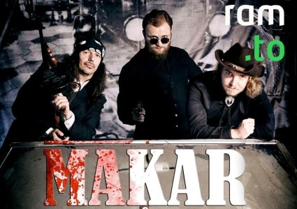 Wspieramy zespół Makar & Children of the Corn
