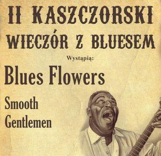 Blues w kościele poewangelickim w Kaszczorze