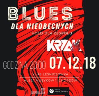 Blues dla Nieobecnych – hołd dla zespołu Krzak