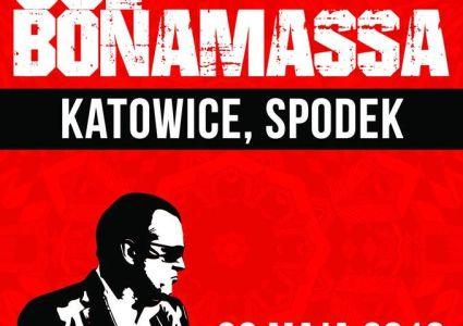 22 maja 2019 Joe Bonamassa w Polsce – są jeszcze bilety