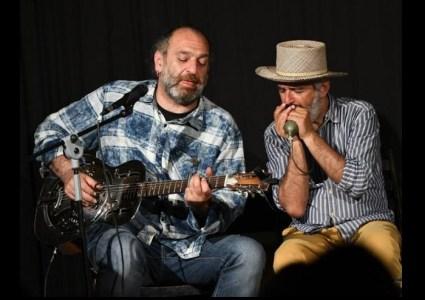 "Pierluigi Petricca & Beppe ""Harmonica Slim"" Semeraro w Polsce"