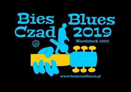 Bies Czad Blues 2019 – koszulka