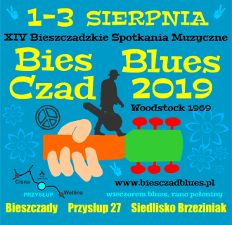 Bies Czad Blues 2019 – program