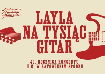 Layla na tysiąc gitar