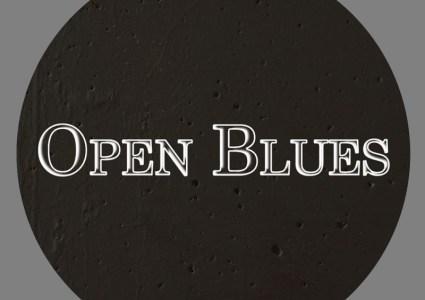 Open Blues – nowa strona i nowa płyta