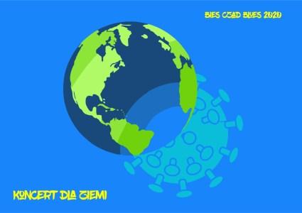 KONCERT DLA ZIEMI / Chango & Friends Tribute to Live Aid – Bies Czad Blues 2020