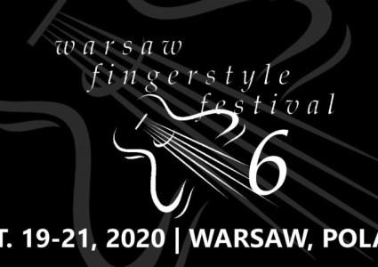 Warsaw Fingerstyle Festival 2020