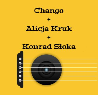 Chango + Alicja Kruk + Konrad Słoka – Bies Czad Blues 2021