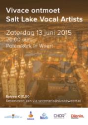 Poster - SaltLakeVocal