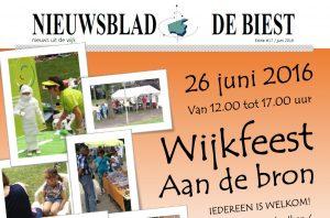 nieuwsblad2016wijkfeestafb deel voorpagina