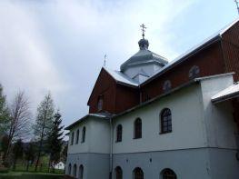 Komańcza - cerkiew greckokatolicka_04