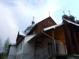 Komańcza - cerkiew greckokatolicka_06