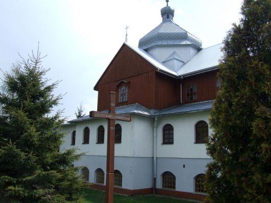Komańcza - cerkiew greckokatolicka_09